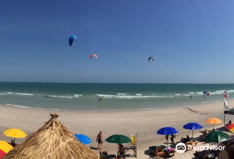 Kite Boarding Asia - Koh Samui
