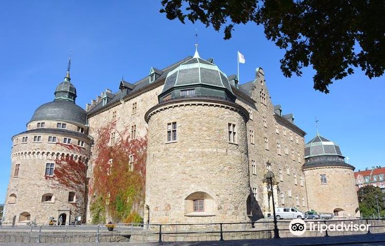 厄勒布魯城堡
