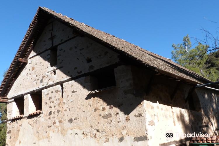 Agios Nikolaos tis Stegis Church2