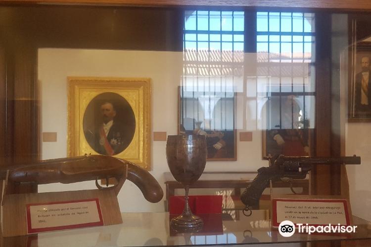 House of Liberty Museum - Casa de la Libertad3