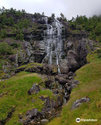 Espelandsfossen Waterfall1