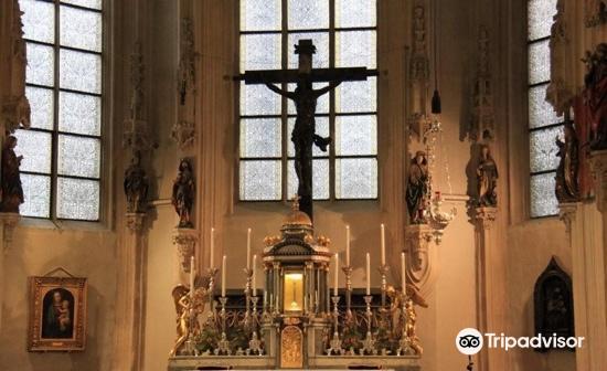 Die Burgkapelle (Home of the Vienna Boys' Choir)2