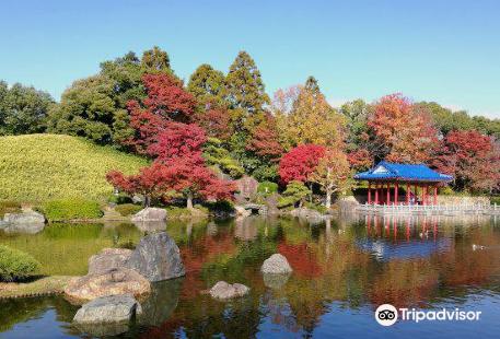 Daisen Park Japanese Garden