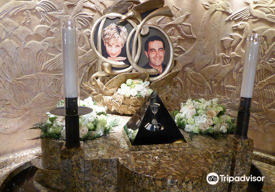 Princess Diana/Dodi Fayed Memorial2