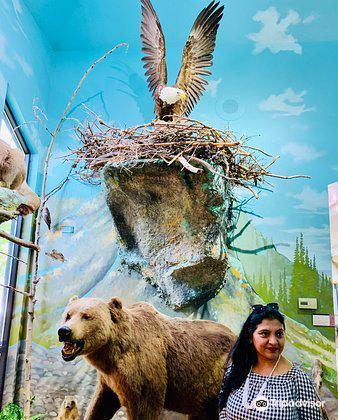 Morrison-Knudsen Nature Center