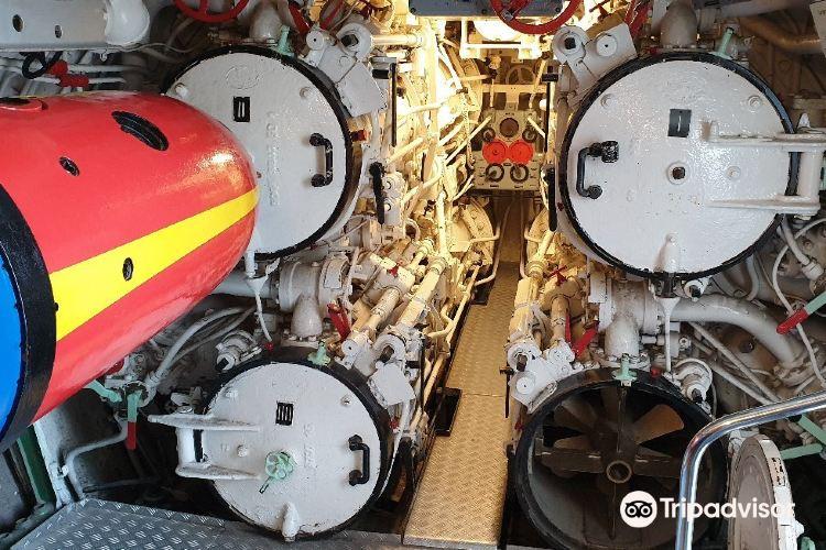 German submarine U-9954