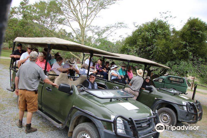 Mpongo私人禁獵區4