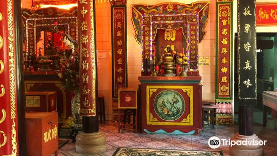 Thang Tam Temple