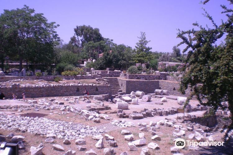 Mausoleum of Halicarnassus2