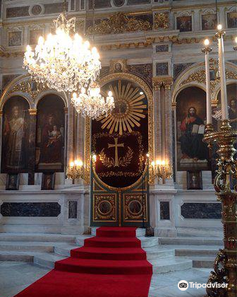 Beyoglu Uc Horan Armenian Church