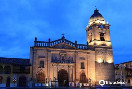 Catedral Basilica Metropolitana Santiago de Tunja