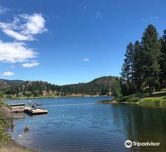Shannon Lake Regional Park