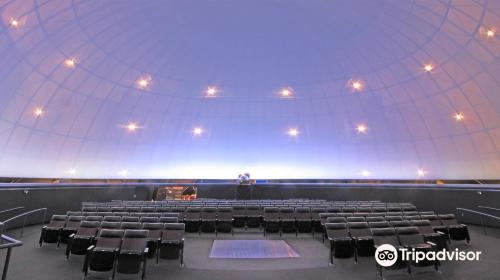 The Arvin Gottlieb Planetarium at Union Station