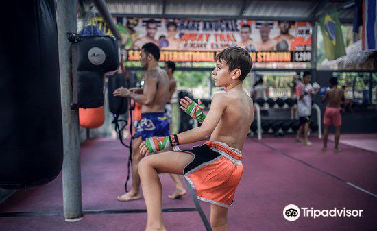 Jackie Muay Thai Gym4