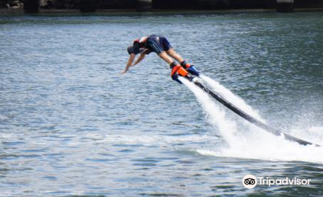 HydroFly - The Flyboard Experience