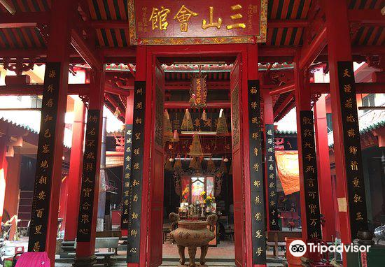 Tam Son Hoi Quan Pagoda1