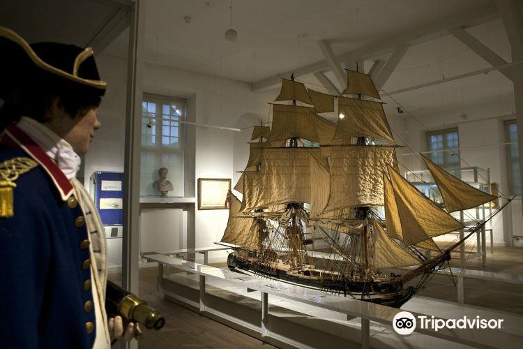 丹麥皇家海軍博物館3