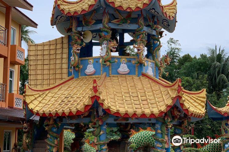 吉蘭丹雙龍寺1