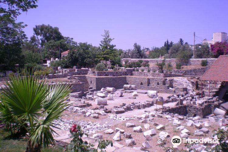 Mausoleum of Halicarnassus1
