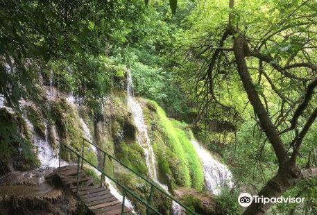 Krushunskiye Waterfalls