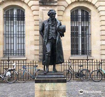 Statue de Francisco Goya