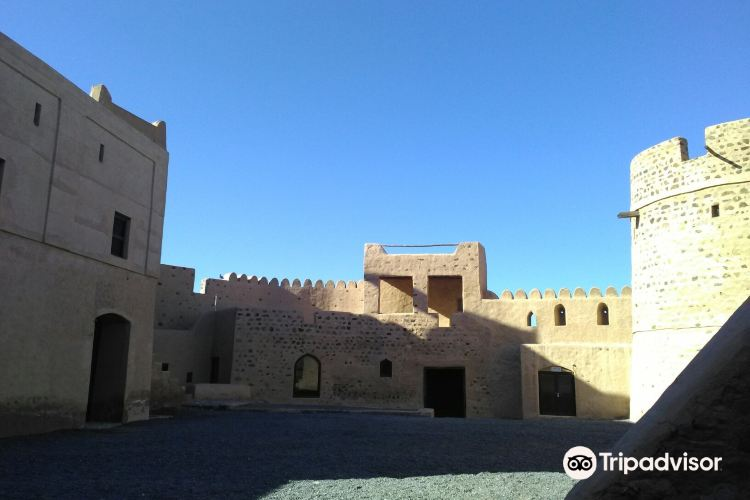 Fujairah Historic Fort3