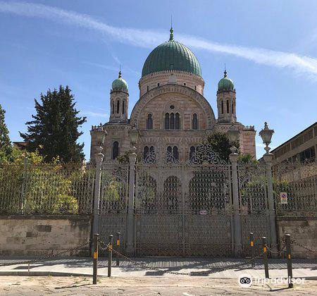 Sinagoga di Firenze e Museo ebraico1