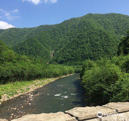 Satsunai-river Dam4