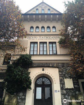 Muzeum Tatrzańskie Chałubińskiego3