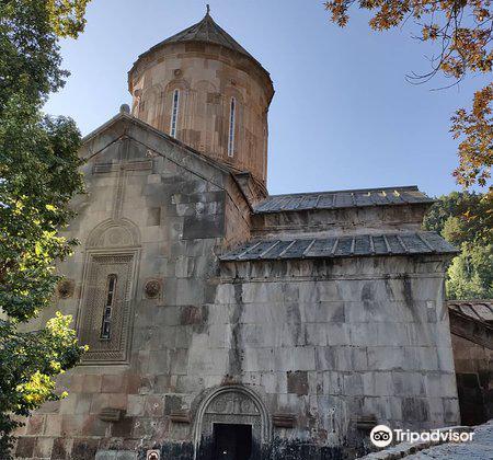 Sapara Monastery3