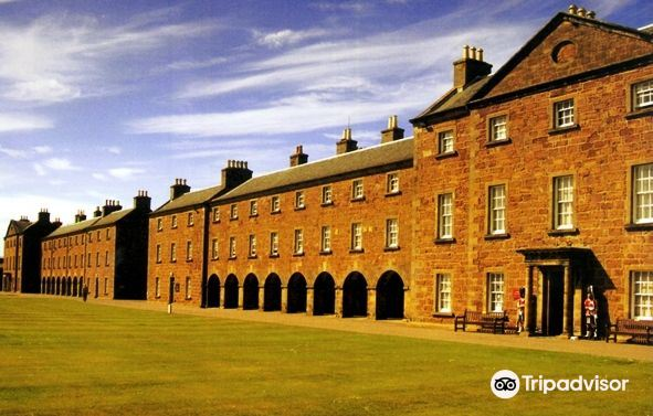 Fort George & Highlanders' Museum