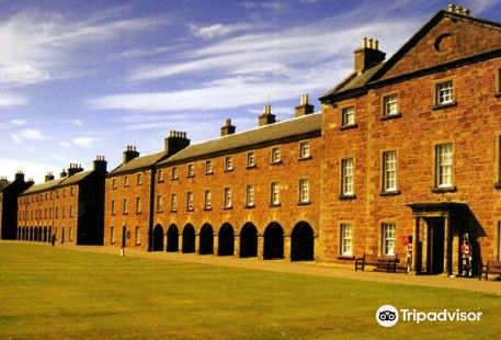 Fort George & Highlanders' Museum
