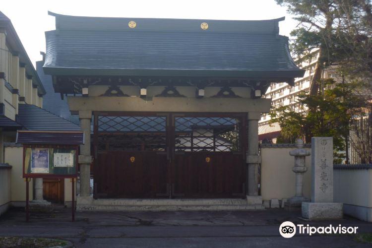 Zenko-ji Temple3