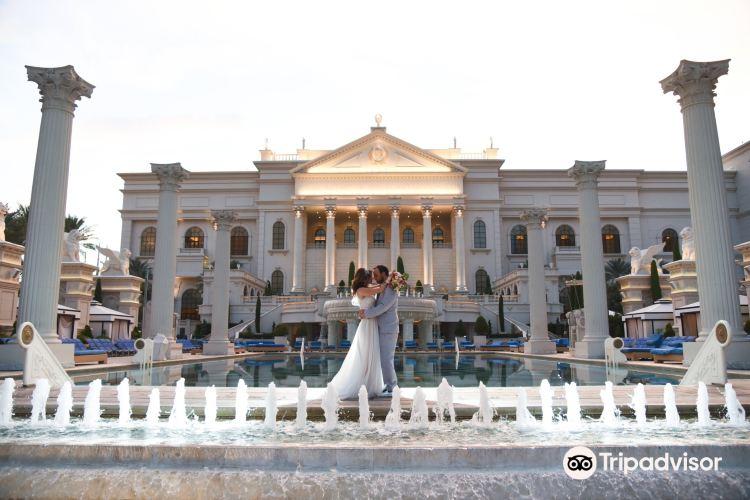 凱撒皇宮婚禮教堂3