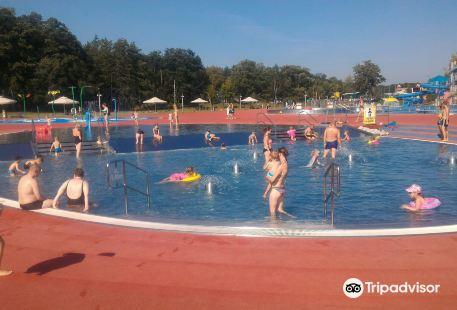 Kapielisko Ruda - Sport and Recreation Center