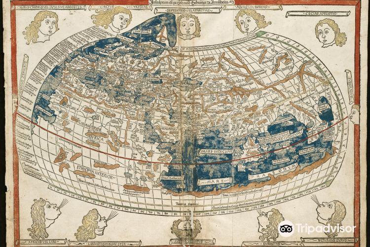 Norman B. Leventhal Map Center3