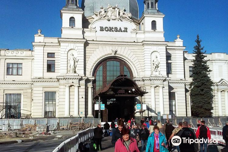 Lviv Railway station2