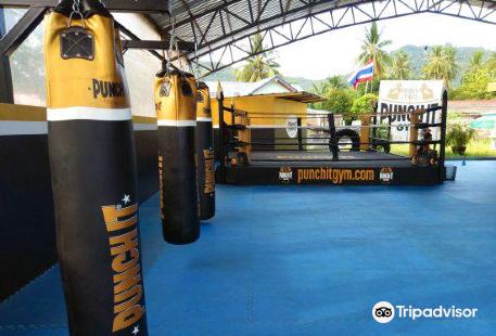 Punch it Gym Muay Thai Koh Samui