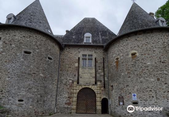Château de Pompadour1