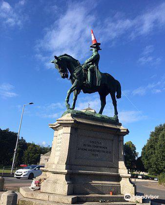 General Sir Redvers Buller Statue1
