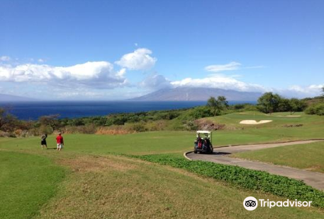 Makena Golf Courses