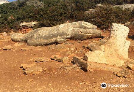Melanes Kouros Statue