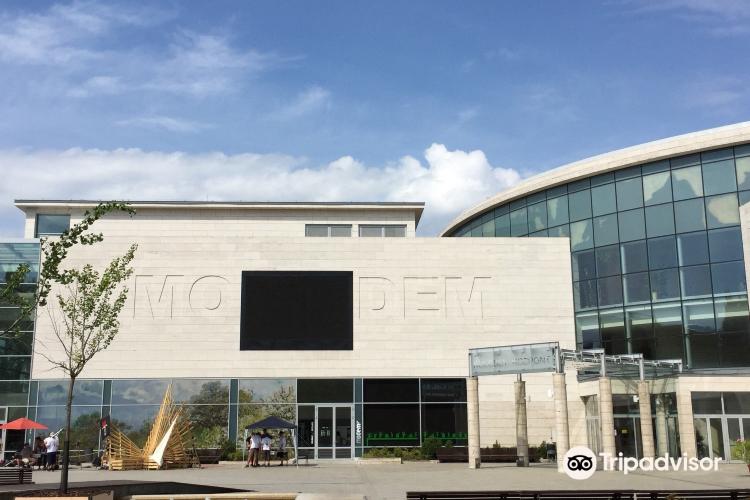 MODEM Centre for Modern and Contemporary Arts