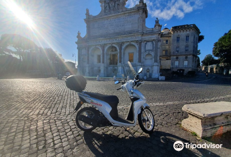 Roma Rent Scooter