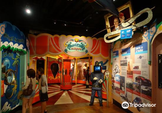 Guinness World Records Museum1