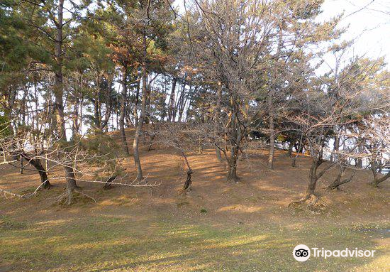 Mt. Hachiman Tomb2