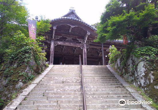 Engyo-ji Temple Maniden1