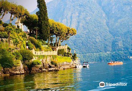 Lake by Boat - Bellagio Boat Rental