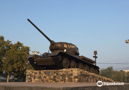 The Tank Monument3