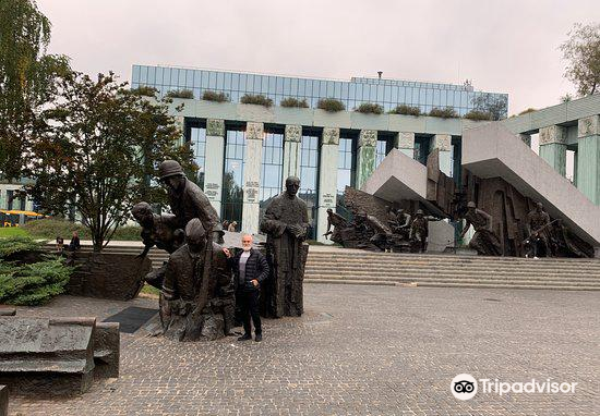 Monument of the Warsaw Uprising2